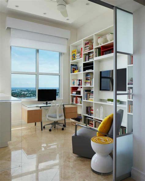 bureau de maison design 15 exemples d aménagement bureau au design élégant et