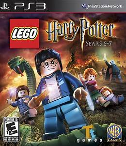 Lego Harry Potter Years 5 7 Playstation 3 Ign