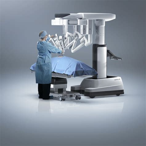 Intuitive Surgical upgrades da Vinci surgical system and ...