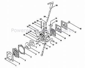 Stihl 015 Chainsaw Parts Diagram