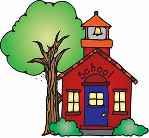 Elementary School Building | Clipart Panda - Free Clipart ...