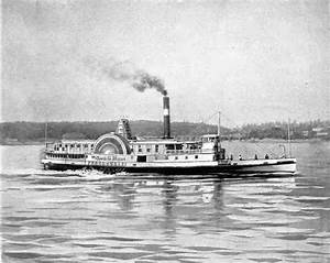 Steamboats | TRIPS INTO HISTORY/ Historic Sites