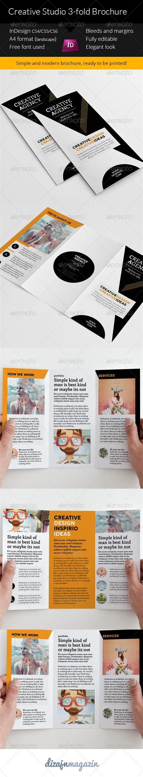 Free Indesign Brochure Templates Cs6 by 17 Best Images About Branding Mood Board On