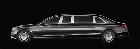 2019 Mercedesmaybach Pullman  Top Speed