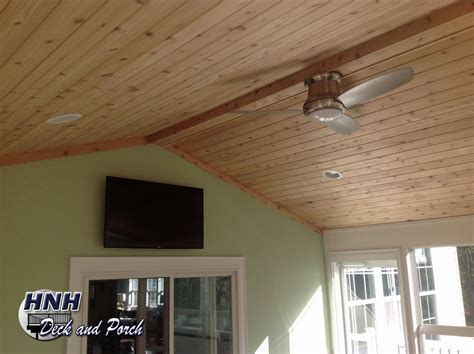 porches screened room gallery hnh deck  porch llc