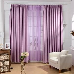 Rideau Pour Balcon : moderne bref coeur forme balcon rideaux pour salon fen tre ~ Premium-room.com Idées de Décoration