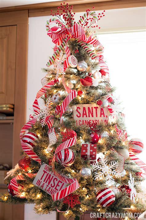 inspiring christmas tree decorations  visual home