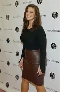 Ashley Graham Leather