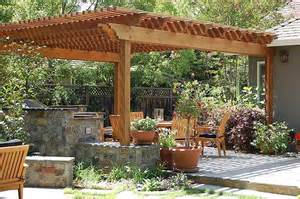 patio arbor building an arbor over a patio pdf woodworking