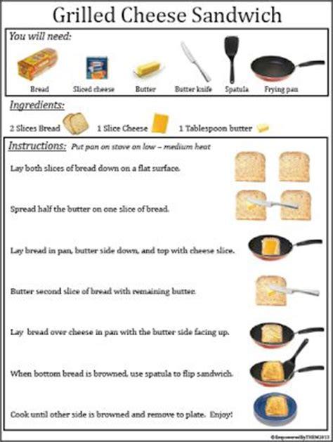 empowered    visual recipes special