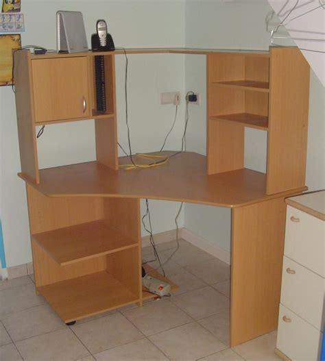 depart du bureau d echange echange bureau informatique d angle mobilier et decoration 89150 savigny sur clairis
