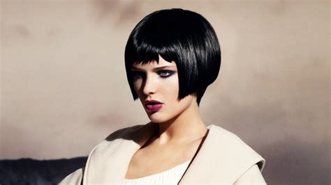 Bob Hairstyles With Fringe Picture Of Short Bob With Bang