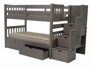 Lit Superposé Escalier : les 25 meilleures id es de la cat gorie lit superpos sur ~ Premium-room.com Idées de Décoration