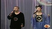 """""""劉能""""和他現實中的老婆唱《鐵血丹心》,唱的大氣好聽! 【轉圈樂】 - YouTube"""