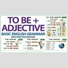 To Be + Adjective  Basic English Grammar Lesson Youtube