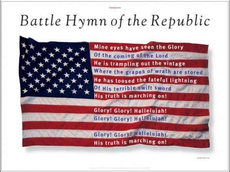 what is the meaning of siege battle hymn of the republic by shedaisy