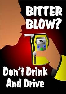 Safety poster - Drugs and alcohol