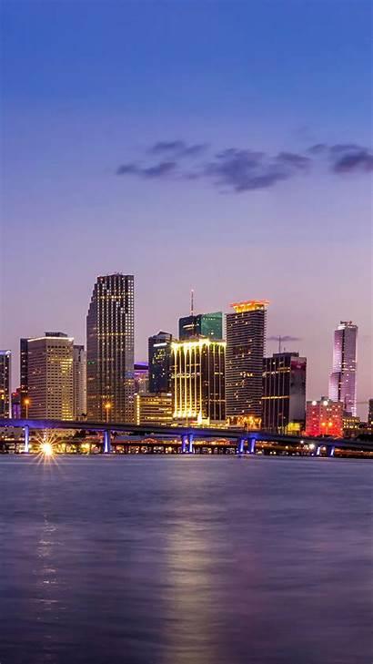 Miami Skyline 1080 1920
