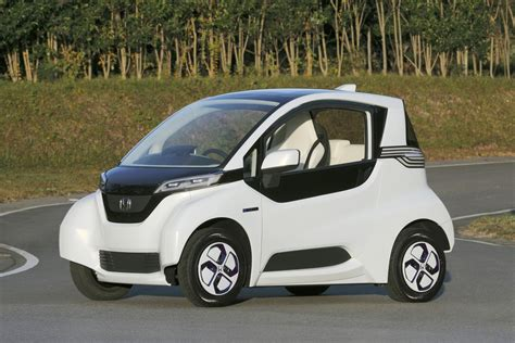 honda micro commuter  innovative electric car