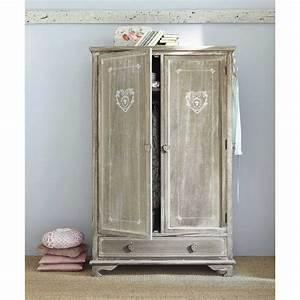 Maison Du Monde Armoire : armoire camille maison du monde ventana blog ~ Melissatoandfro.com Idées de Décoration