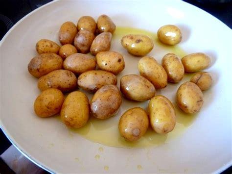 cuisiner pomme de terre grenaille pommes de terre grenaille
