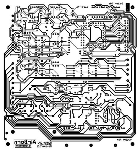 circuit design collection airborn electronics