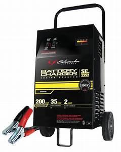 Schumacher Se 35  200 Amp Manual Battery Charger