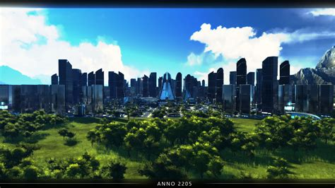 Anno 2205 Beautiful Game Wallpaper 1920 X 1080 By Eqium