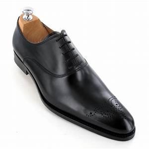 Chaussures richelieu homme cousu goodyear