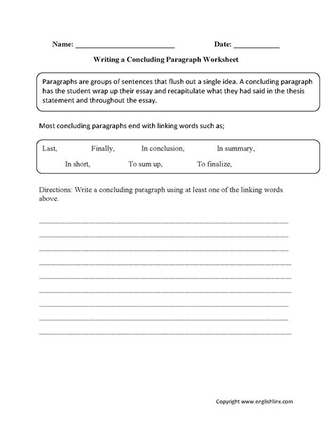 worksheets writing a paragraph 15 best images of narrative paragraphs worksheets
