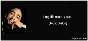 Thug Life Quotes And Sayings. QuotesGram