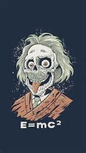 Albert Einstein Funny Cartoon