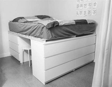 8 Ideen Fuer Runde Bett Im Schlafzimmerminimalistischen Weissen Runde Betten by Die 25 Besten Ideen Zu Hochbett Bauen Auf