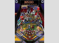 Pinball Arcade » Android Games 365 Free Android Games