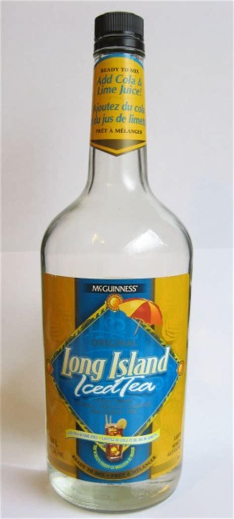 island iced tea mix mcguinness original long island iced tea what i drink at home