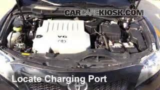 automobile air conditioning service 2007 lexus is engine control interior fuse box location 2007 2012 lexus es350 2008 lexus es350 3 5l v6