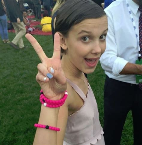 Images: Millie Bobby Brown