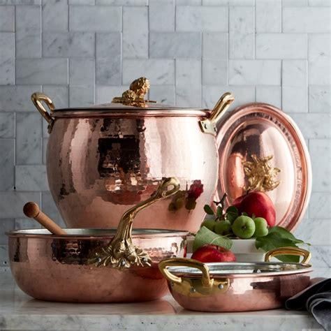 ruffoni historia copper covered au gratin baking dish