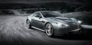 Aston-Martin V12 Vanquish technical details, history