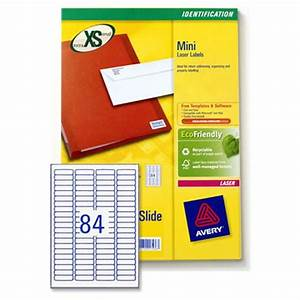 avery mini labels laser 84 per sheet 46x111mm white l7656 With avery 80 up labels