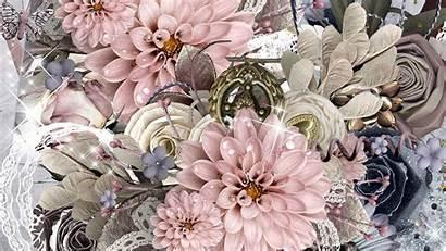 Memories Jewelry Flower Wallpapers Background Dahlia Forgotten