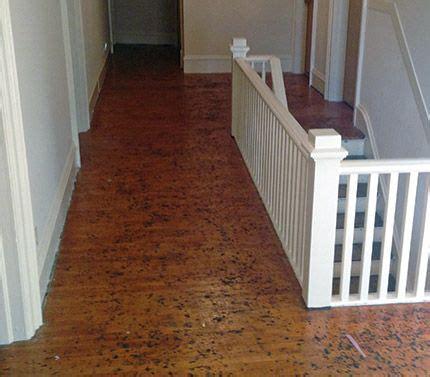 tips  resanding super hard  maple flooring