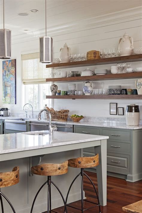 open kitchen shelf ideas open kitchen shelves farmhouse style open shelves white