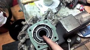 Service Manual  1998 Toyota 4runner Hdi Gearbox Removal