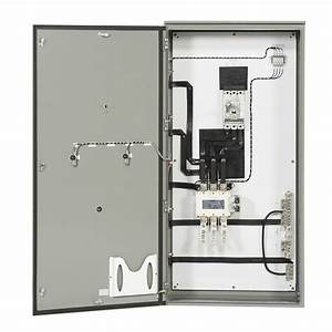 Psi Manual Transfer Switch With Rotary Switch  U2013 Psi