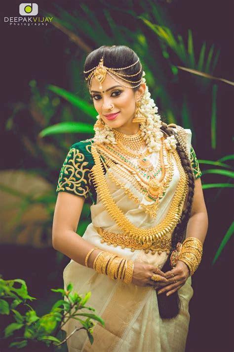 gorgeous south indian brides  bronzer bridal makeup