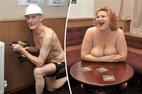 This Is The Most Cringeworthy Naked Calendar For Daily Star
