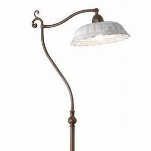 Rustikale Lampen Landhausstil : stehlampen und stehleuchten im landhausstil stehlampen aus schmiedee ~ Sanjose-hotels-ca.com Haus und Dekorationen