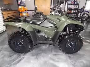 2013 Honda Rancher 420 4x4 Motorcycles For Sale