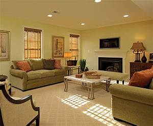 Can lights in living room home design